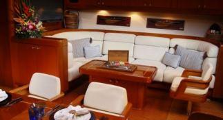 Aspiration  Nautor's Swan Yacht 86' Interior 14