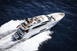 Manhattan 73' Sunseeker Exterior 2
