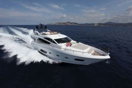Manhattan 73' Sunseeker Exterior 1