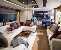 Manhattan 73' Sunseeker Interior 3