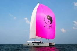 Che Sunreef Catamaran Sail 113' Exterior 3