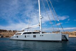 Che Sunreef Catamaran Sail 113' Exterior 1