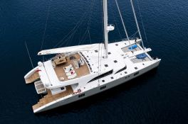 Che Sunreef Catamaran Sail 113' Exterior 2