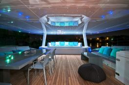 Che Sunreef Catamaran Sail 113' Exterior 4