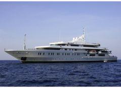 Moonlight II (ex Alysia) Neorion Yacht 85M Exterior 2