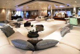 Moonlight II (ex Alysia) Neorion Yacht 85M Interior 1