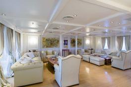 Elegant 007 (ex RM Elegant) Lamda Yacht 72M Interior 5