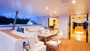 Necker Belle CMN Catamaran 32M Exterior 5