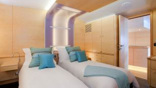 Necker Belle  CMN Catamaran 32M Interior 6