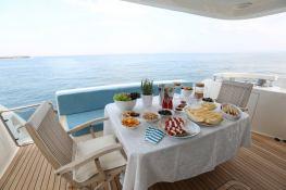 Gaffe  Aicon Yachts Aicon Fly 64 Interior 10