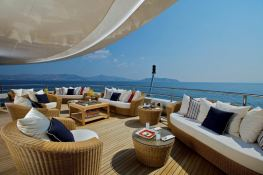 Omega Mitsubishi Yacht 82M Exterior 4