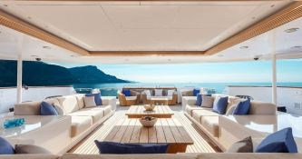 Omega  Mitsubishi Yacht 82M Exterior 5