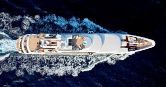 Omega  Mitsubishi Yacht 82M Exterior 6