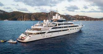 Omega  Mitsubishi Yacht 82M Exterior 8