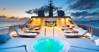 Omega  Mitsubishi Yacht 82M Exterior 9
