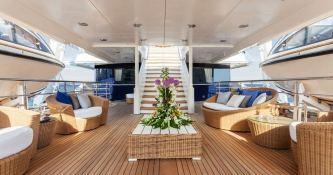 Omega  Mitsubishi Yacht 82M Exterior 13