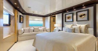 Omega  Mitsubishi Yacht 82M Interior 0