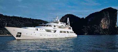 Taipan III  CRN Yacht 52M Exterior 1