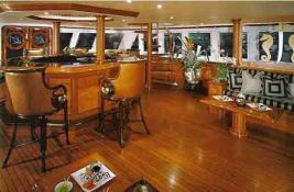 Taipan III  CRN Yacht 52M Interior 1