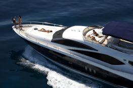 Princess Kitana  Sunseeker Yacht 75' Exterior 4