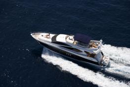 Princess Kitana Sunseeker Yacht 75' Exterior 3
