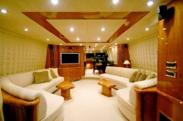 Princess Kitana  Sunseeker Yacht 75' Interior 1
