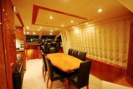 Princess Kitana Sunseeker Yacht 75' Interior 3
