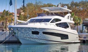 Raoul W Sunseeker Yacht 75' Exterior 1