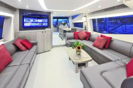 Raoul W Sunseeker Yacht 75' Interior 1
