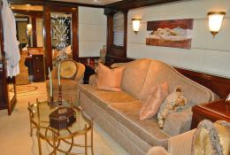 Starship  Van Mill Yacht 44M Interior 2