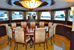 Starship Van Mill Yacht 44M Interior 3