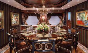 Cocktails (ex janie) Trinity Yacht 48M Interior 1