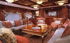 Cocktails (ex janie) Trinity Yacht 48M Interior 2