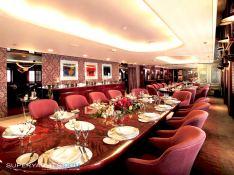Alexander Lubecker Flender Yacht 122M Interior 2