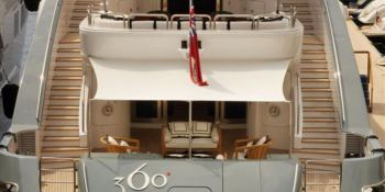 360° ISA Yacht 49M Exterior 3