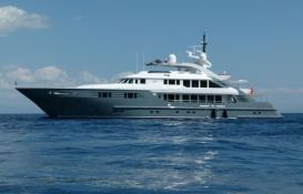 360° ISA Yacht 49M Exterior 2