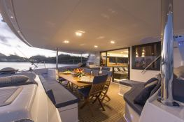 Victoria 67' Fountaine Pajot Interior 2