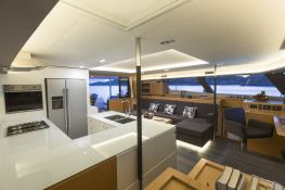 Victoria 67' Fountaine Pajot Interior 4