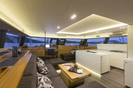 Victoria 67' Fountaine Pajot Interior 3