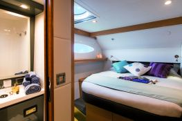 Victoria 67' Fountaine Pajot Interior 6