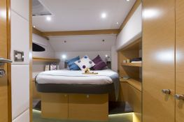 Victoria 67' Fountaine Pajot Interior 8