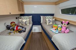Nenne  Fountaine Pajot Victoria 67' Interior 2