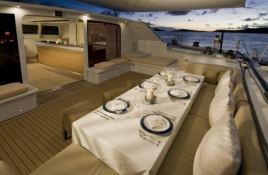 Magic Cat Multiplast Catamaran 25M Interior 2