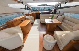 Predator 72' Sunseeker Interior 2