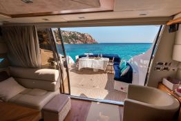 Predator 72' Sunseeker Interior 1