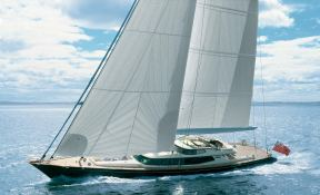 Tiara Alloy Yachts Sloop 54M Exterior 2