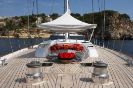 Tiara Alloy Yachts Sloop 54M Exterior 3