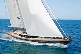 Tiara Alloy Yachts Sloop 54M Exterior 1
