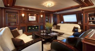 Tiara Alloy Yachts Sloop 54M Interior 1