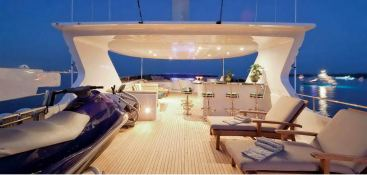 One More Toy Christensen Yacht 47M Exterior 2